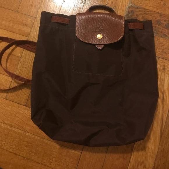 Longchamp Handbags - Longchamp Le Pliage Drawstring Backpack afc5b3e9c7