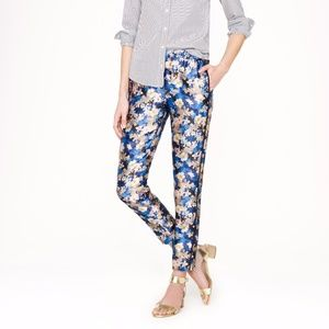 NWOT J. Crew Collection Nightgarden Track Pant