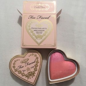 Too faced Candy Glow Sweethearts blush Ⓜ️