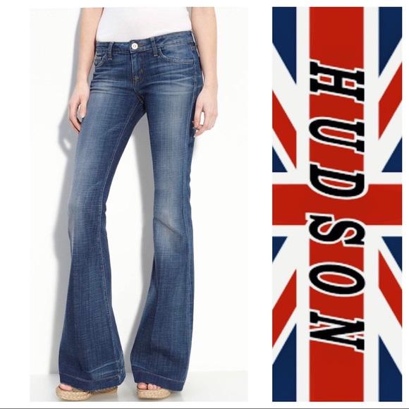 016f86148dd Hudson Jeans Jeans | Hudson Brand Ferris Flare Size 26 | Poshmark
