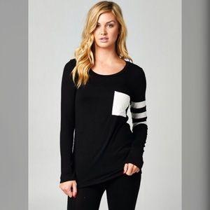 Tops - Black Long Sleeve Top