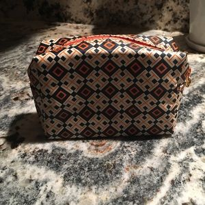 Authentic Tory Burch Cosmetic Bag