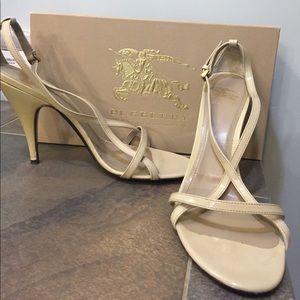 Burberry women's heels