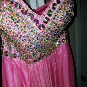 Prom/Evening Empire Dress