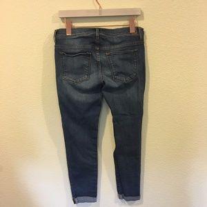Sneak Peek Jeans - Sneak Peek ripped boyfriend style jeans