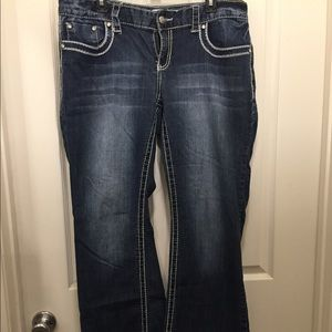Maurice's Jeans Size 16 EUC