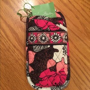 Vera Bradley eye glasses case