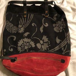 Rare Lucky Brand Backpack