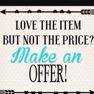 Dresses & Skirts - Reasonable offers 😍