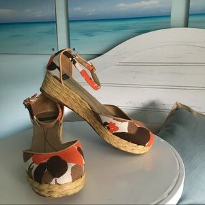 Kate Spade espadrilles heels