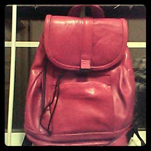 Handbags - Genuine leather backpack