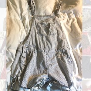 Cotton on overalls