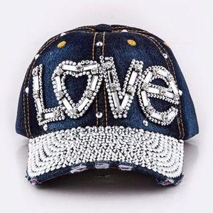 Accessories - ❤️❤️❤️LOVE CAP!!!❤️❤️❤️