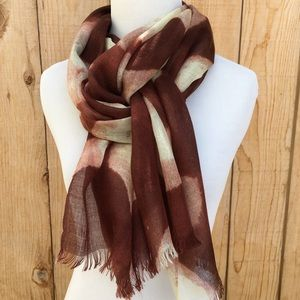 Accessories - 🆕 Browns & Cream Scarf
