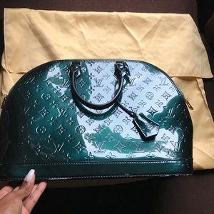 Handbags - Teal Louis Vuitton