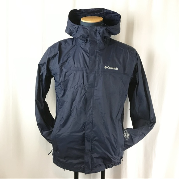 cecfb072e192 Columbia Other - Men s Timber Pointe Omni Tech Waterproof Jacket