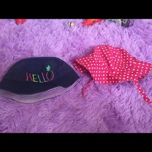 Other - Toddler swim hats