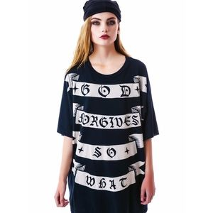 UNIF God Forgives So What Top BNWT