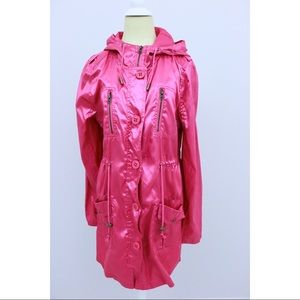 Pink Luster Jacket