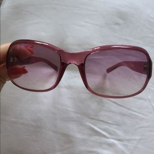 DG pink sunglasses