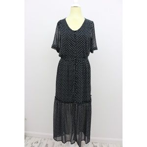 Pilgrim Polka Dot Dress