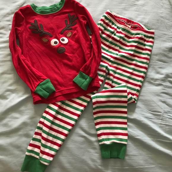 gymboree christmas pajamas