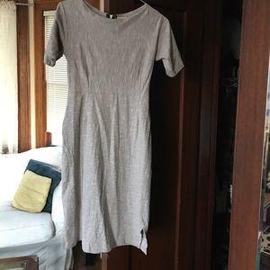 Synergy organic beige dress