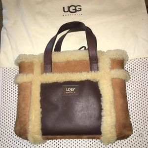 UGG Chestnut Purse Bag