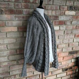 Sweaters - Chunky Grey Sweater