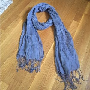 Accessories - Periwinkle scarf