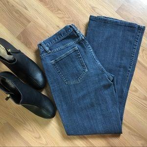 NWOT J. Crew Stretch Bootcut Jeans