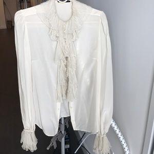 dolce gabbana blouse