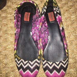 Missoni Shoes - Missoni balat flats