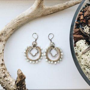 Lucky Brand Bohemian Earrings