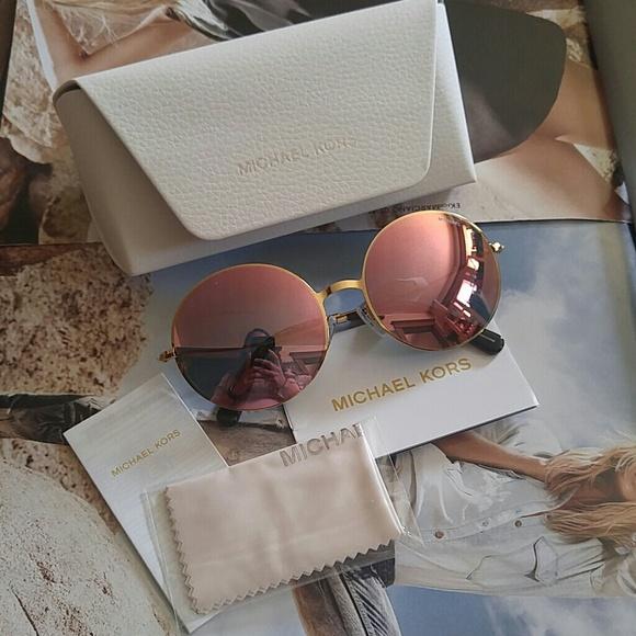 1fd169c86b32 Michael Kors Accessories | Kendall Ii Round Sunglasses | Poshmark