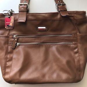 Tyler Rodan Tan Shoulder Bag