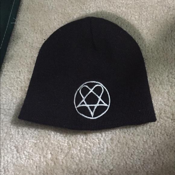 9954d1a695b Accessories - H.I.M. Heartagram beanie hat