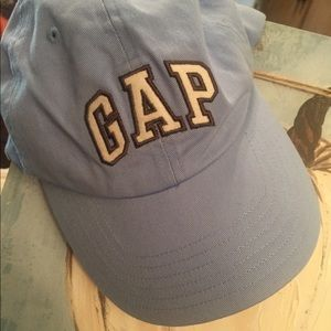 Women's Light / Baby Blue GAP Hat Cap 💙 M/L