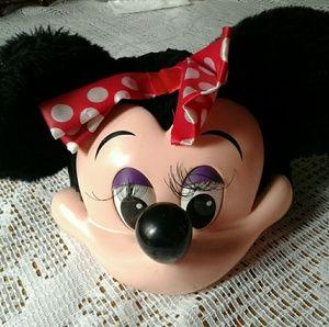 Vintage Minnie Mouse Hard Head Hat