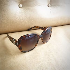 Versace tortoise shell shades 100% authentic!