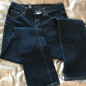 Mossimo curvy fit bootcut jeans