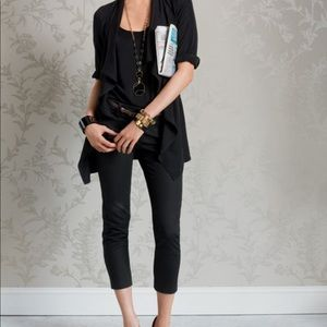 Cabi Pants Style #413 Cropped Black Jeans