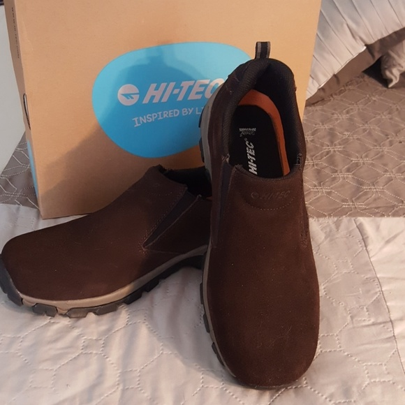 Hi-Tec Other - Hi-tech Altitude Moc Suede