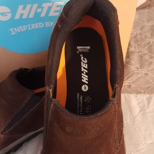 Hi-Tec Shoes - Hi-tech Altitude Moc Suede
