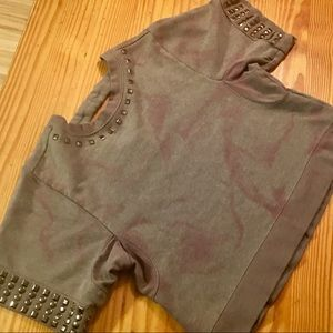Other - Girls short sleeve sweatshirt