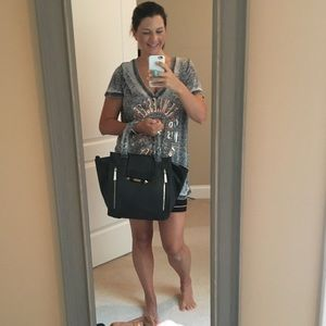 Handbags - NWT Black Large Handbag