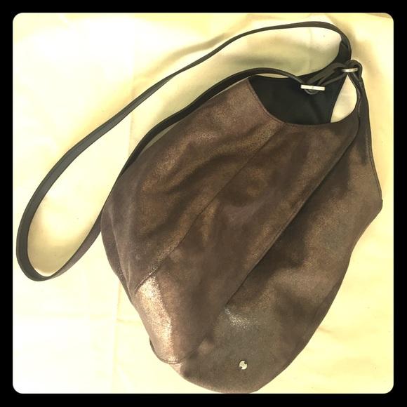 84e7287454 Halston Heritage Handbags - Halston Heritage crossbody bucket bag