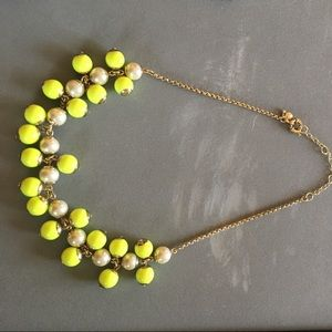 J. Crew Bauble Necklace
