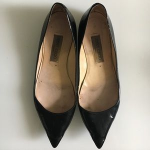 Jimmy Choo Patent Leather Flat