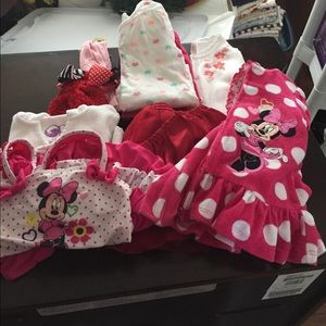 Other - Six piece 12-18 M girls clothes